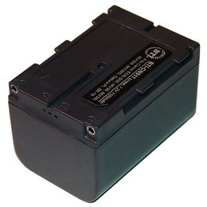 Lithium Ion Digital Camcorder Battery