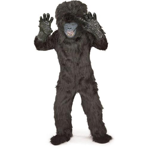 Gorilla Suit Costume for Kids - Size M