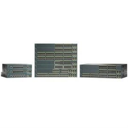Cisco Refurbished Catalyst 2960-24PC-L Ethernet Switch with PoE