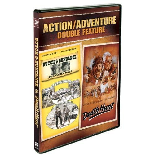 Death Hunt / Butch & Sundance: The Early Days (Blu-ray) (Widescreen)