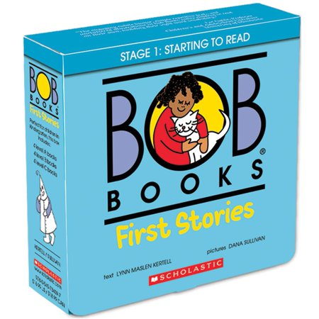 Bob Books: First Stories - Halloween Stories For First Grade