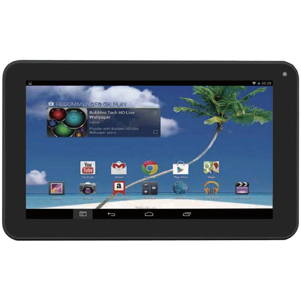"Proscan PLT7650G 512-8GB 7"" Quad-Core Android 5.1 512MB/8GB Tablet"