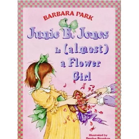 Junie B. Jones is (Almost) a Flower Girl](Who Is Davy Jones)