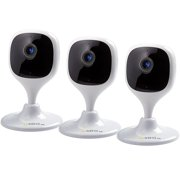 Q-See 1080P Wi-Fi Cube Security Camera - 3-Pack