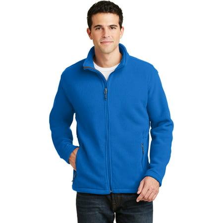 Port Authority® Value Fleece Jacket. F217 Skydiver Blue 2Xl - image 1 de 1