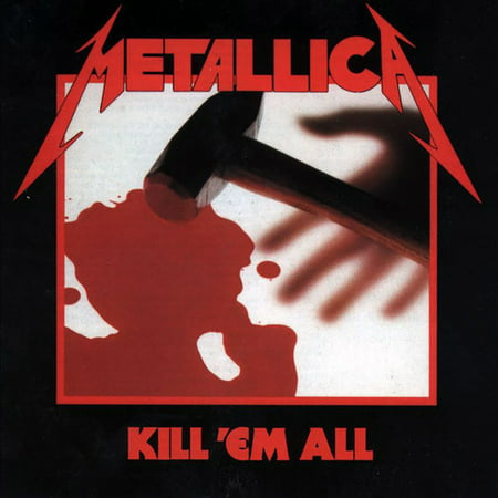 Metallica - Kill Em All (CD)