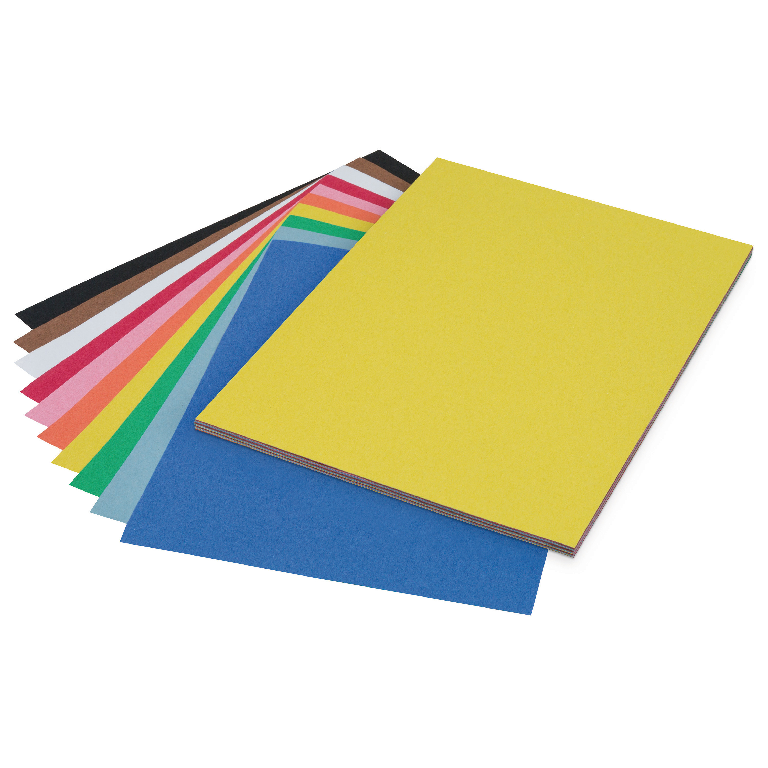 "Pacon Riverside Construction Paper, 18"" x 24"", Assorted Colors"