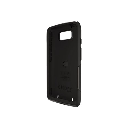 OtterBox Commuter Motorola DROID TURBO - Back cover for cell phone - polycarbonate, synthetic rubber - black - for Motorola DROID TURBO ()