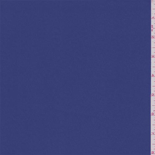 Hyacinth Purple Stretch Satin, Fabric By the Yard