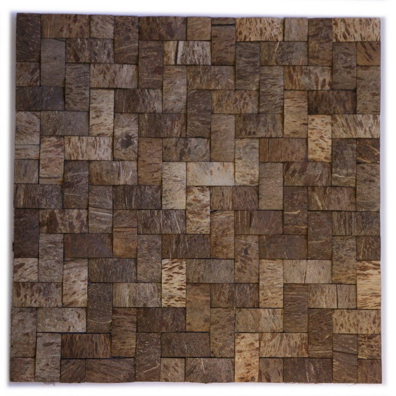 Legion Furniture MS01 Coconut Tile In Walnut