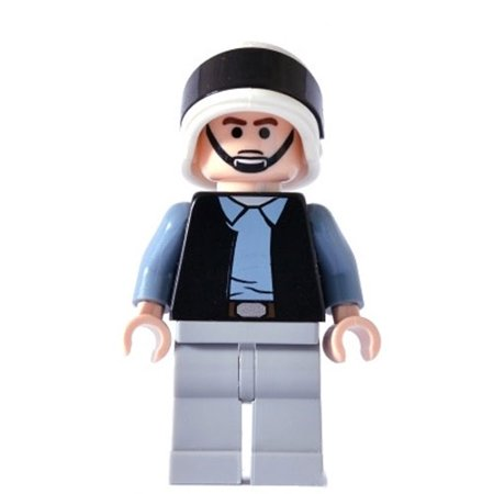LEGO Minifigure - Star Wars - REBEL SCOUT