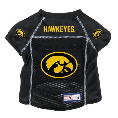 Iowa Hawkeyes Pet Jersey Size M