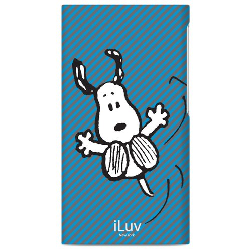 iLuv Peanuts Character Case for iPod nano