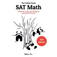 The College Panda's SAT Math : Advanced Guide and Workbook (Paperback)