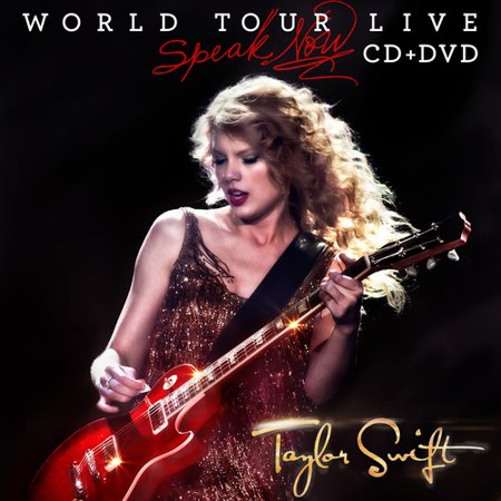 Speak Now World Tour Live  Cd   Dvd