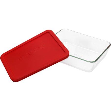 Pyrex 6 Cup Simply Store Rectangular Dish