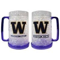 Duckhouse NCAA Washington Huskies Crystal Freezer