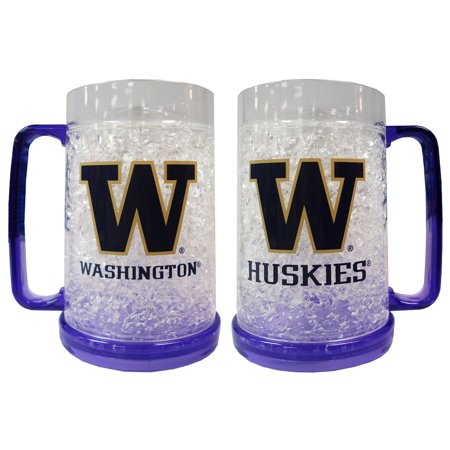 Duckhouse NCAA Washington Huskies Crystal Freezer