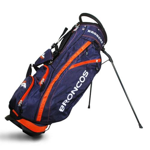 Denver Broncos Fairway Stand Golf Bag - No Size