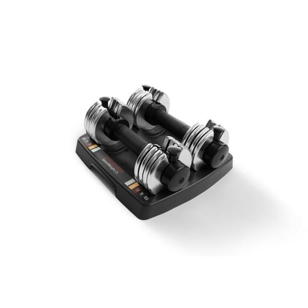 Weider 12-lb. Adjustable-Weight Speed Dumbells, Pair
