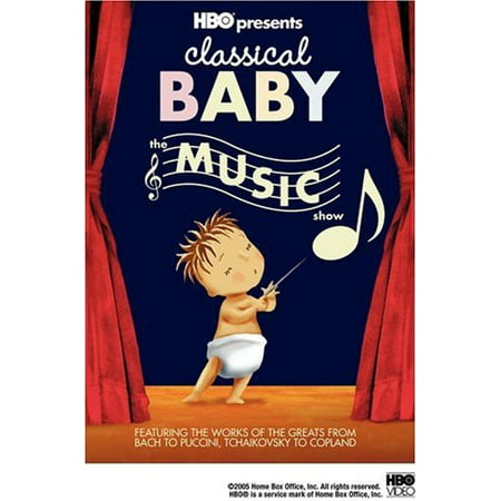 Classical Baby: The Music Show (DVD) ()