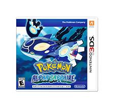 Pokemon Alpha Sapphire, Nintendo, Nintendo 3DS, 045496742942