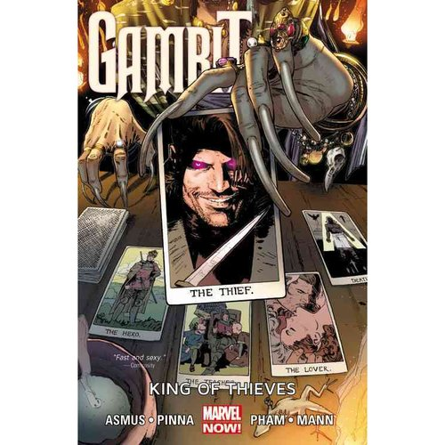 Gambit 3: King of Thieves (Marvel Now)