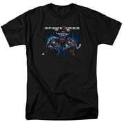 Infinite Crisis Men's  Ic Super T-shirt Black