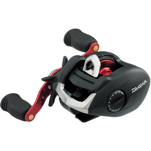Daiwa Megaforce THS Baitcasting Reel with Twitchin' Bar