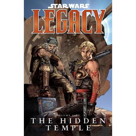 Star Wars Legacy 5: The Hidden Temple