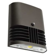 "8"" LED Wall Pack, Acuity Lithonia, OLWX1 LED 20W 50K 120 PE DDB M4"