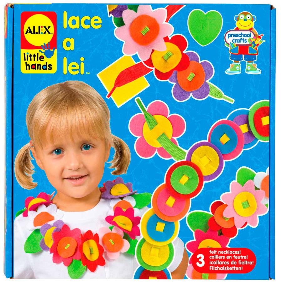 ALEX Toys Little Hands Lace A Lei