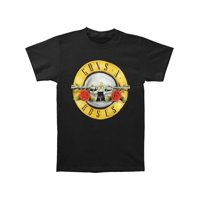 28b580aa3d08 Product Image Guns N Roses Men's Classic Bullet T-shirt Black