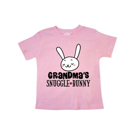Grandma Snuggle Bunny Easter Outfit Toddler T-Shirt - Grandma Outfit