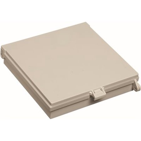 Arlington - Plastic Exterior Keypad Enclosure with White Cover - DBK88W