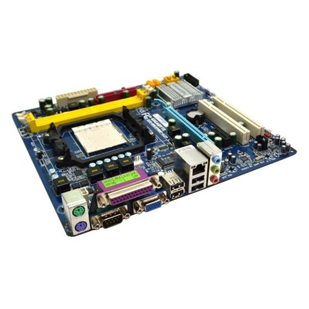 GA-M61PME-S2P rev.1.0 Gigabyte 6100 AM2+ DDR2 Micro ATX Motherboard NO I/O USA AMD Socket AM2+ AM3 Motherboards