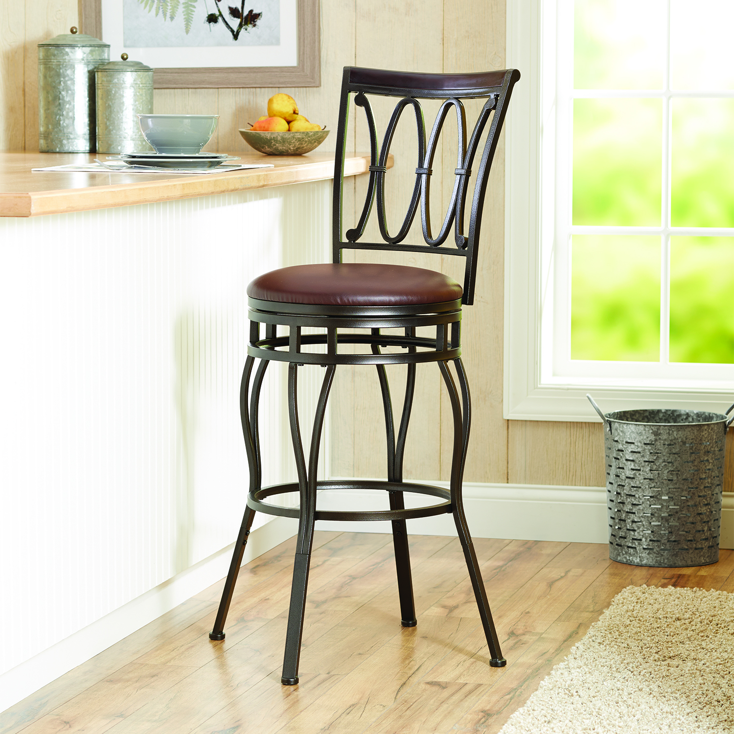 Better Homes and Gardens Adjustable Barstool Oil Rubbed Bronze & Better Homes and Gardens Adjustable Barstool Oil Rubbed Bronze ... islam-shia.org