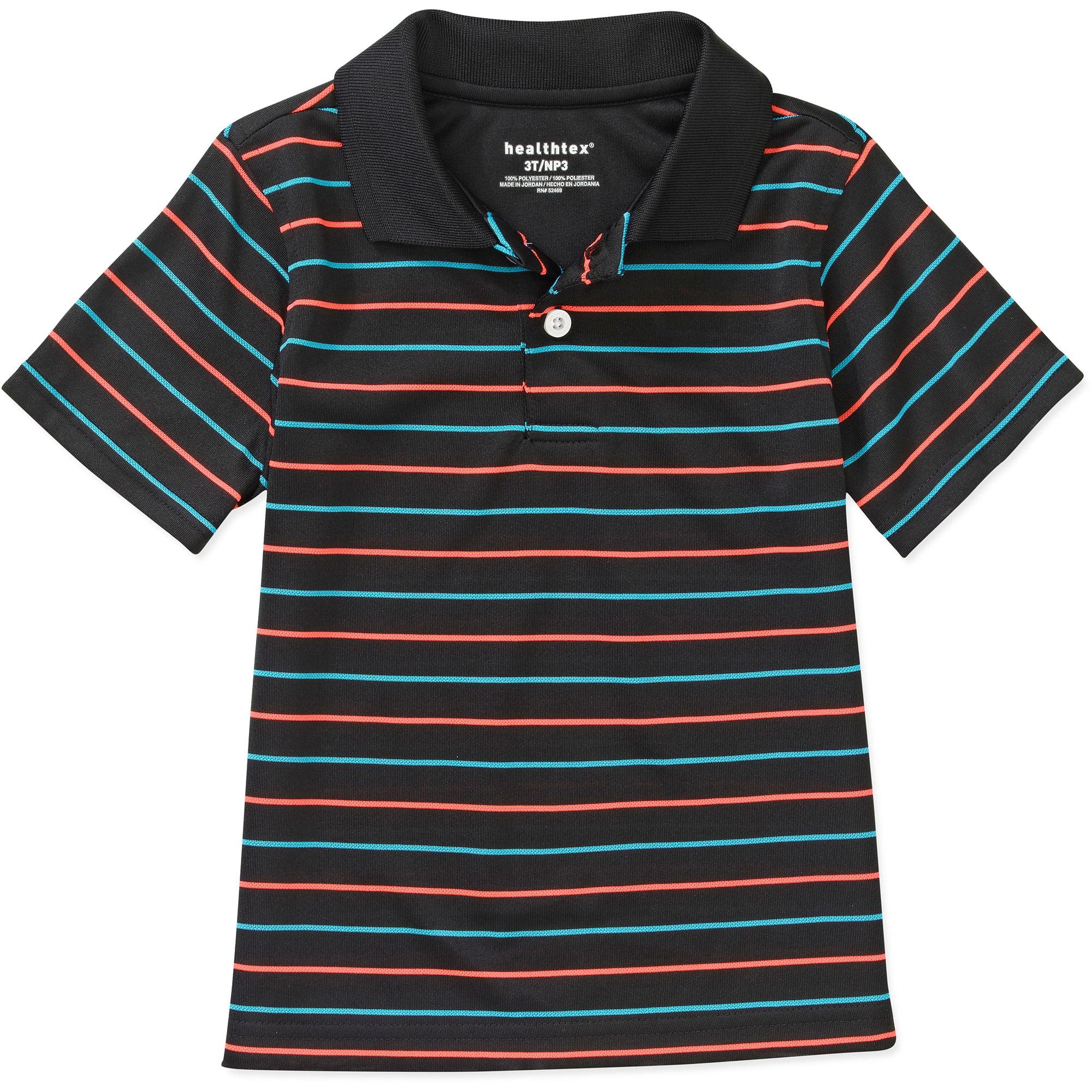 Healthtex Baby Toddler Boy Golf Polo Shirt