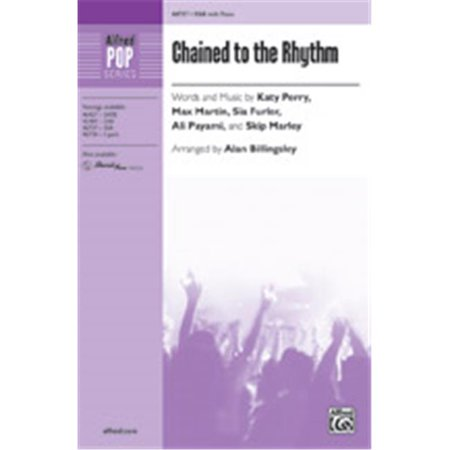 Alfred 00-46737 Chained to the Rhythm, Pop Series - image 1 de 1