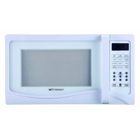 1.1 CU. FT. 1000 Watt, Touch Control, White Microwave Oven