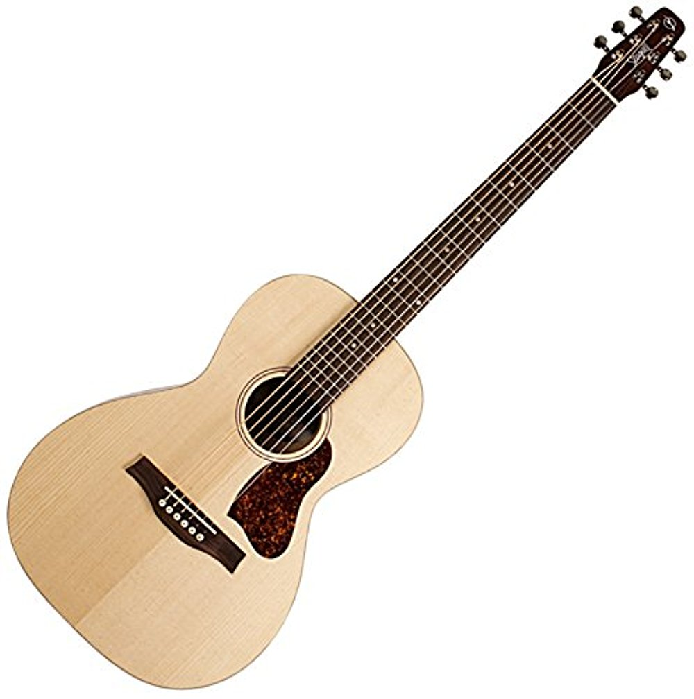 Seagull 046522 Entourage Grand Natural Acoustic Electric Guitar