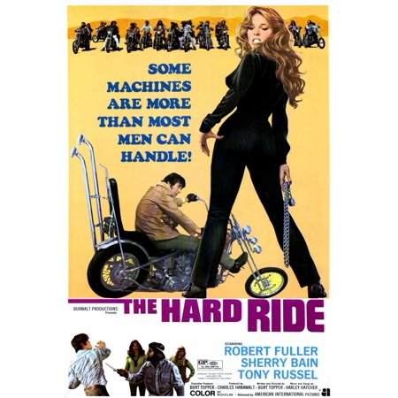 The Hard Ride POSTER Movie (27x40)