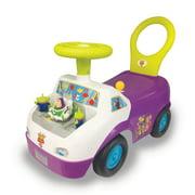 Kiddieland KDL-058743 Toy Story 4 Buzz Lightyear Arcade Activity Ride On Car Toy
