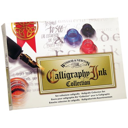 Winsor & Newton Calligraphy Ink Collection Set ()