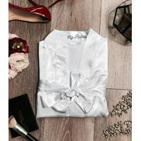 Blush Robe, Blush Satin Robe, Blush Women's Robe, Cheap Blush Robes, Blush Satin Robes