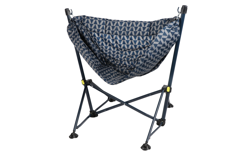 Ozark Trail Steel Folding Hammock Chair With Padded Seat