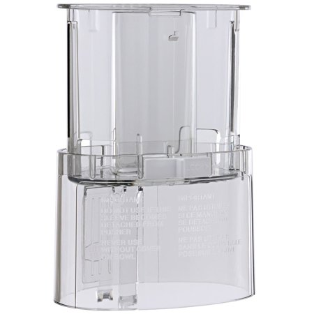 DLC-018BGTXT1 Tritan Food Processor Large Pusher & Sleeve Cuisinart DFP-11 Model