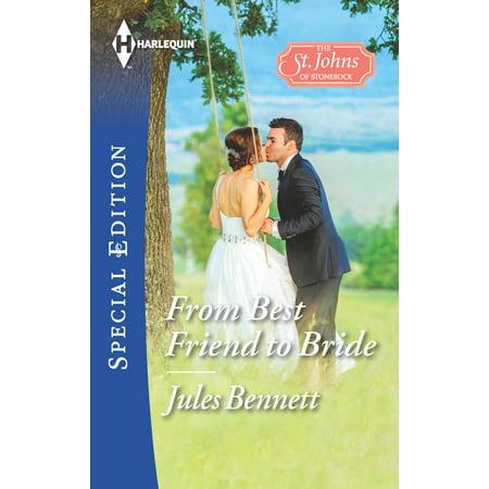 From Best Friend to Bride - eBook (Bride Sharing With Best Friends)