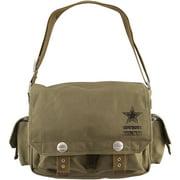 Little Earth - NFL Prospect Messenger Bag, Dallas Cowboys