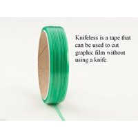3M Knifeless Cutting Tape 10 Meter (32 Ft) Finish Line Vinyl Wrap Roll